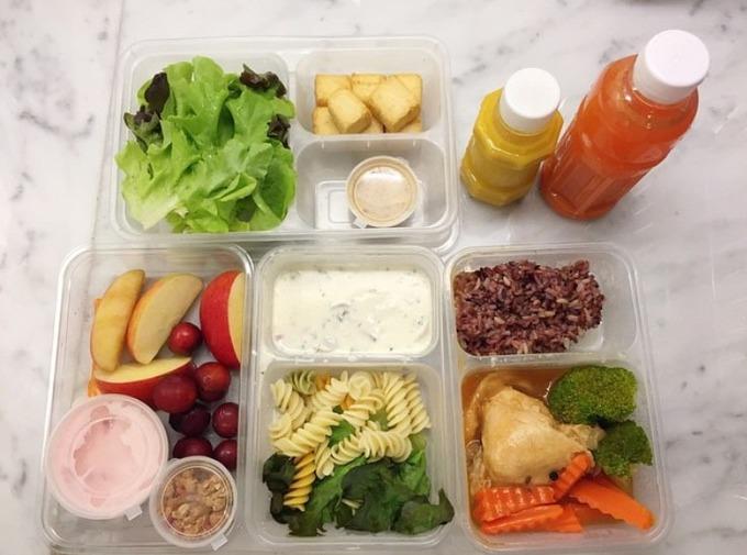 3. Mỹ nhân Thái giảm 20 kg không cần nhịn ăn3