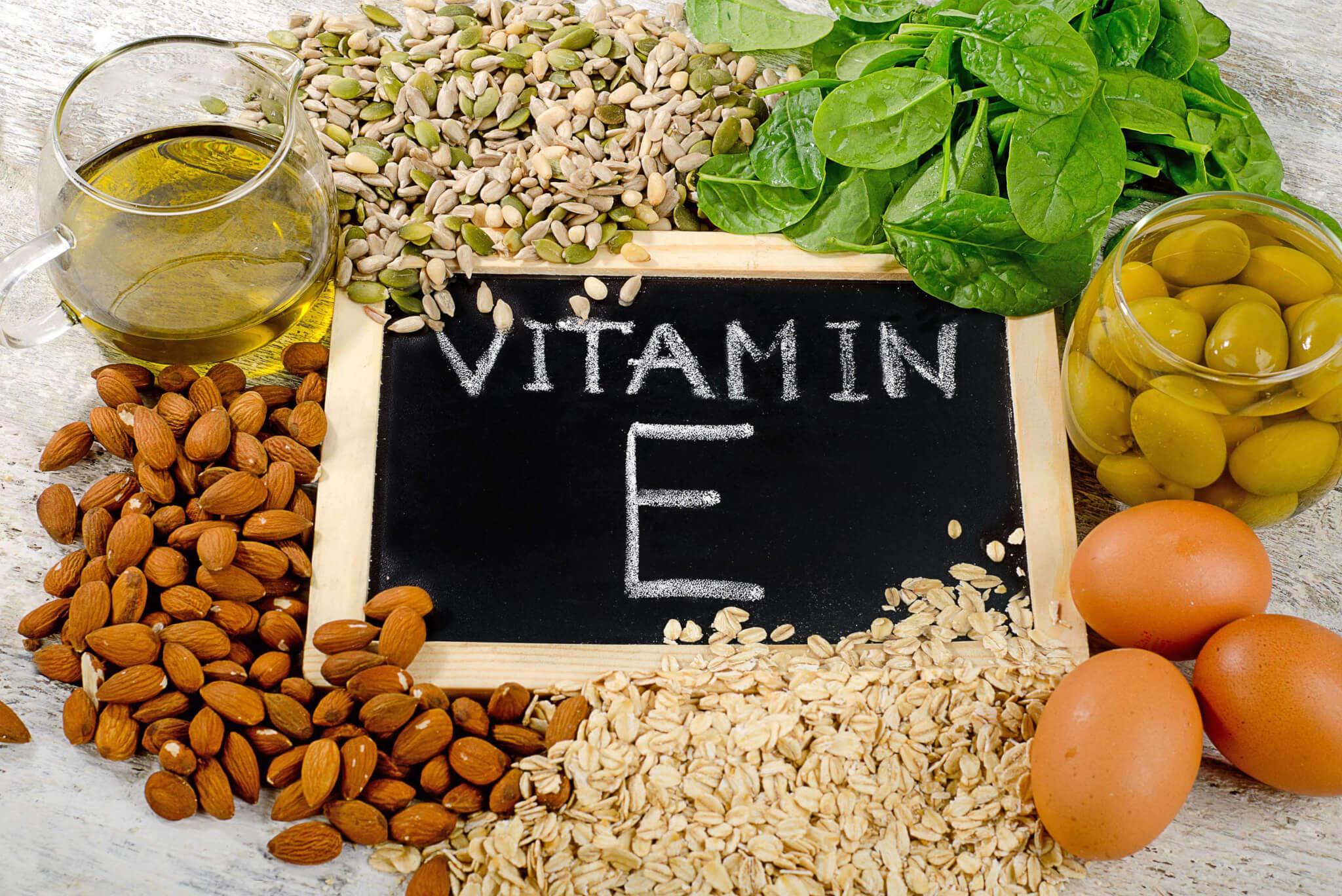 4. Bổ sung vitamin E cho da theo cách hợp lý nhất1