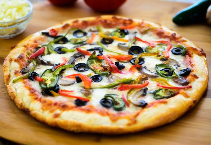 6. Vì sao pizza hình tròn, hộp vuông và cắt tam giác