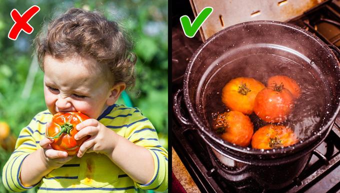 7. 12 loại thực phẩm hay bị ăn sai cách7