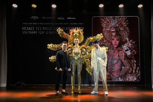 Cong bo trang phuc dan toc tai Miss Universe 2019_Miss Universe Vietnam (5)