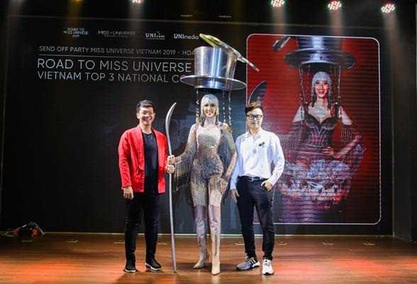 Cong bo trang phuc dan toc tai Miss Universe 2019_Miss Universe Vietnam (9)