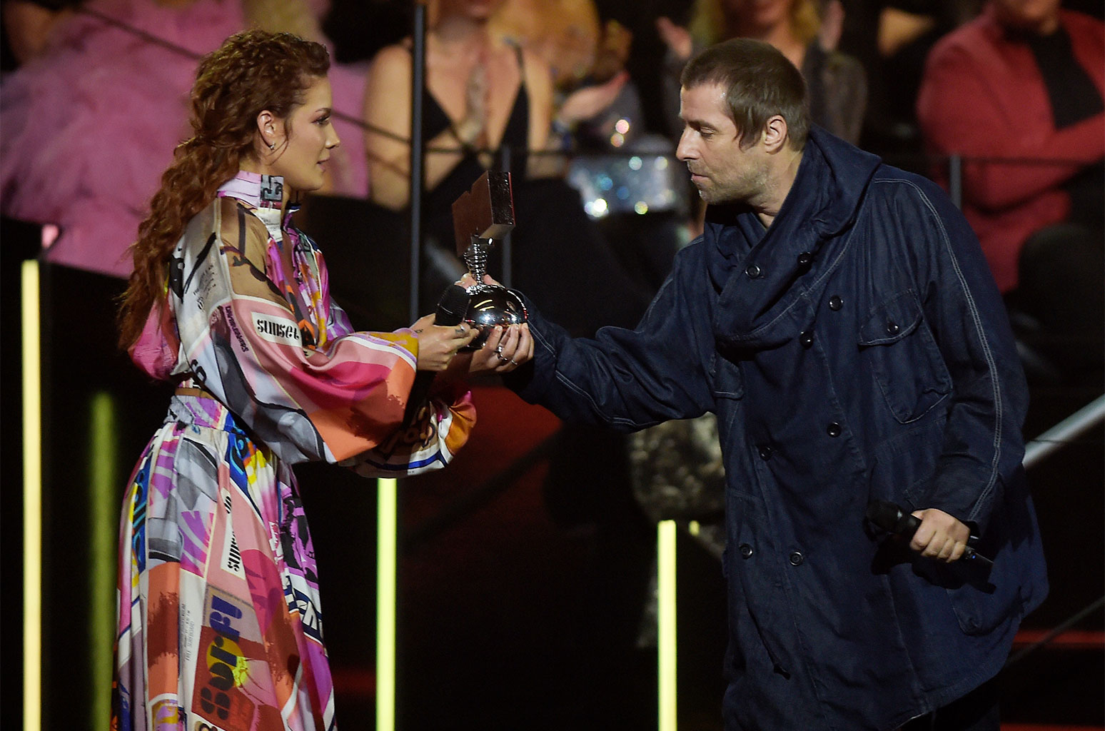 Halsey & Liam Gallagher