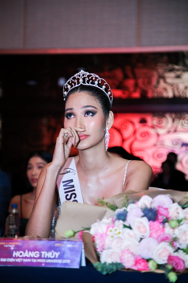Hop bao Cong bo Hoang Thuy la dai dien Viet Nam tai Miss Universe 2019_21.11.2019_Miss Universe Vietnam (51)