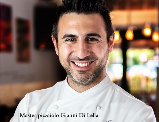 Master pizzaiolo Gianni Di Lella
