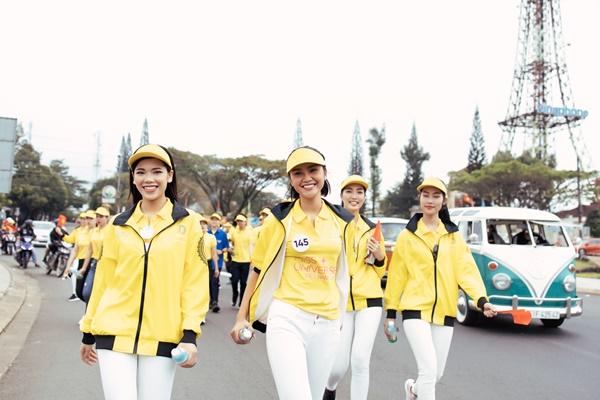 Thi sinh chay bo buoi sang tai Da Lat_Top 45 Hoa Hau Hoan Vu Viet Nam 2019 (26) - Copy