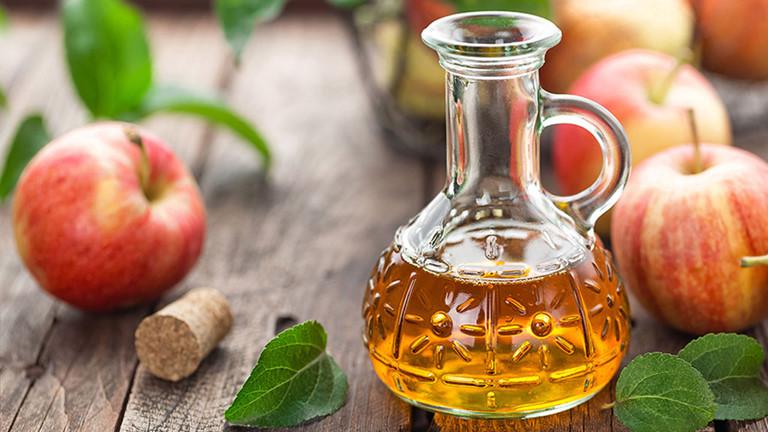 12. Giấm táo và 3 lợi ích tiêu biểu cho phái đẹp
