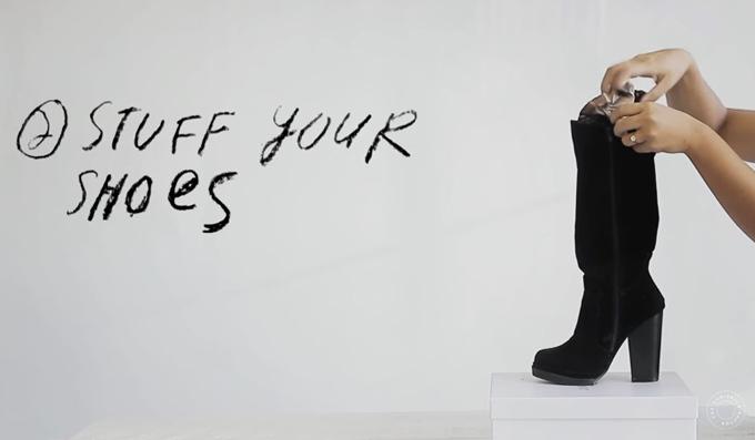 18.Cách bảo quản để tăng tuổi thọ boots1