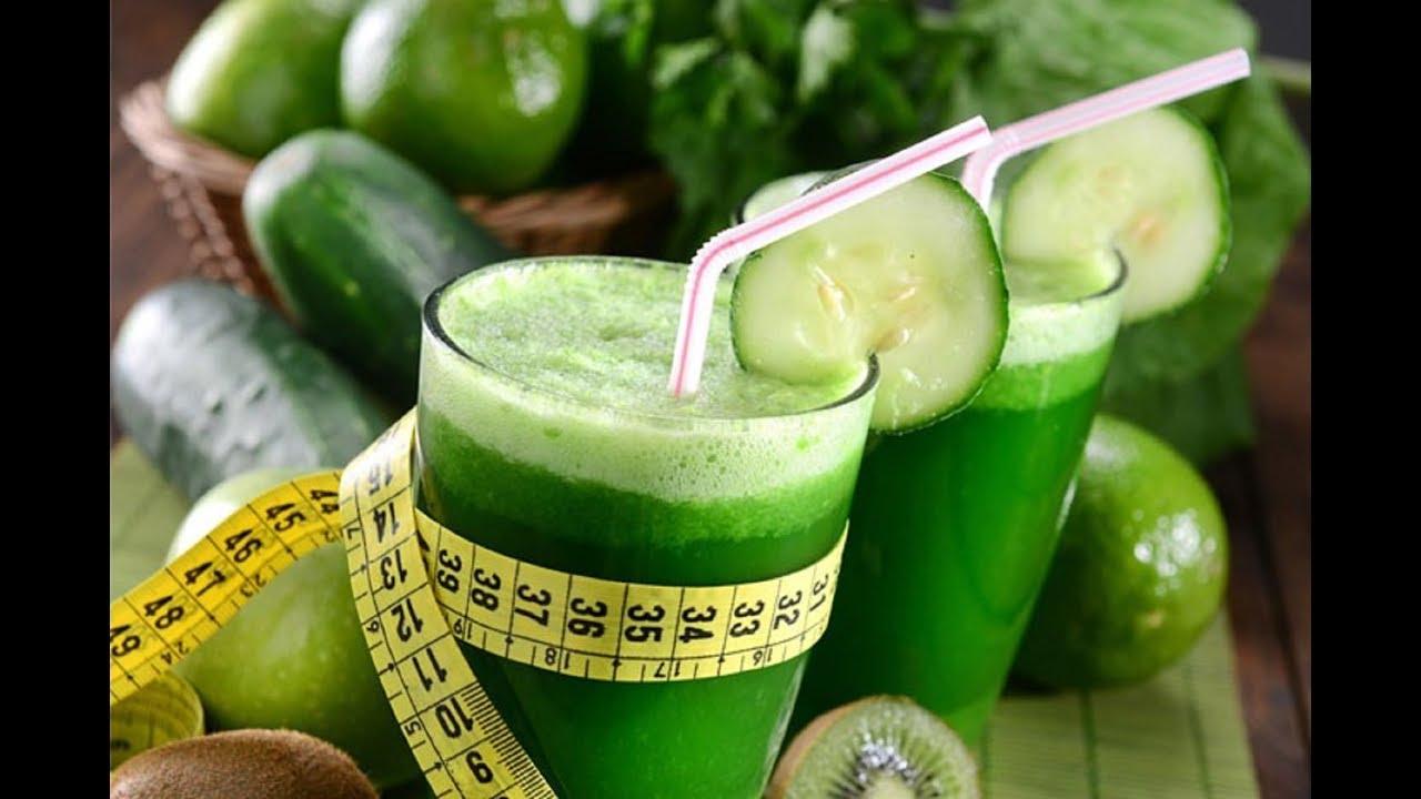 3. 5 loại nước ép nên uống vào buổi tối cho người giảm cân