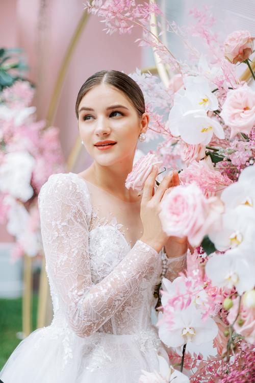 3. Váy cưới dành cho hôn lễ ở biển