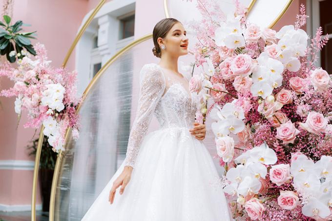 3. Váy cưới dành cho hôn lễ ở biển1