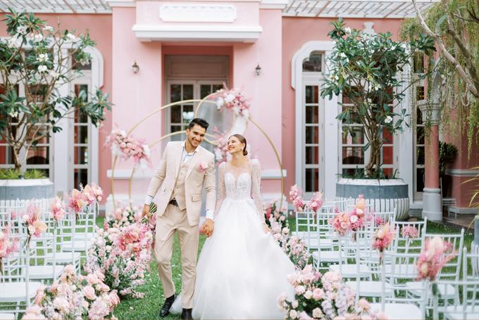 3. Váy cưới dành cho hôn lễ ở biển3