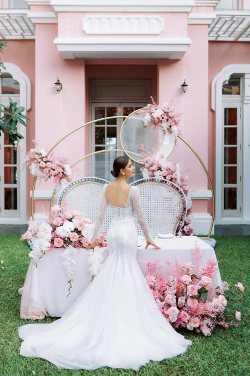 3. Váy cưới dành cho hôn lễ ở biển6