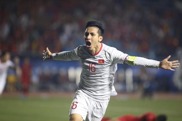 Hùng Dũng lọt vào danh sách 10 VĐV tiêu biểu của thể thao Việt Nam năm 2019 - Ảnh: NGUYÊN KHÔI
