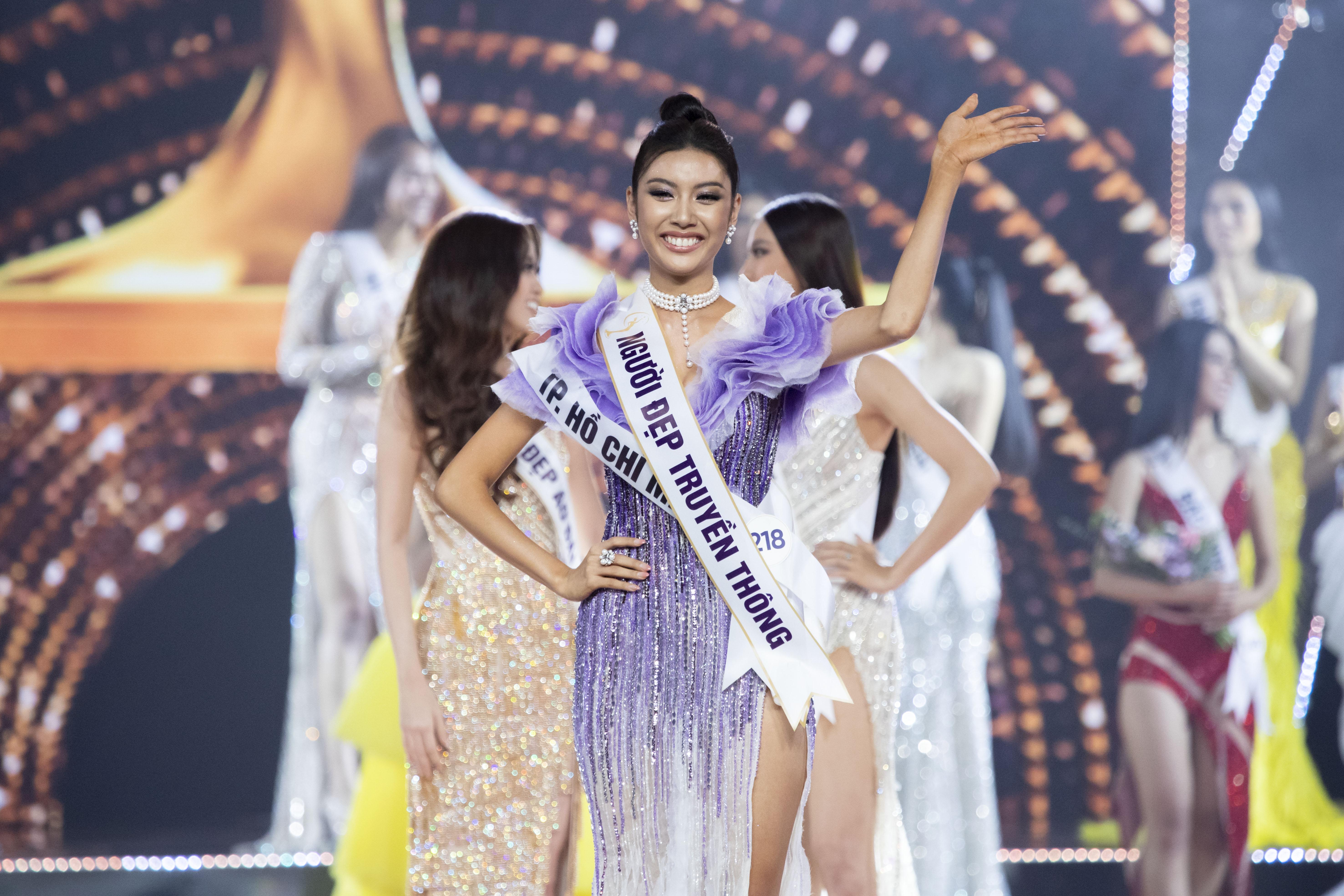 Á hậu 2: Phạm Hồng Thúy Vân - SBD 218