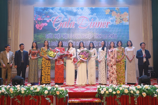 Giao luu doanh nghiep Lai Chau_Hoa hau Hoan vu Viet Nam (2)