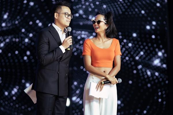 Hau truong tap luyen chuan bi Ban ket Hoa hau Hoan vu Viet Nam 2019 (51)