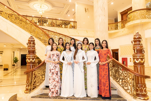Hoa hau Hoan vu Viet Nam 2019_Giao luu doanh nghiep tinh Lai Chau_Photo Sang Dao (49)