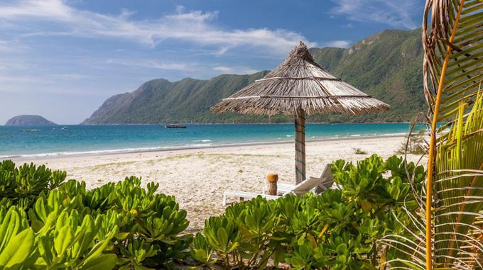 """Côn Đảo - """"thiên đường nghỉ dưỡng"""" dành cho mọi người."""
