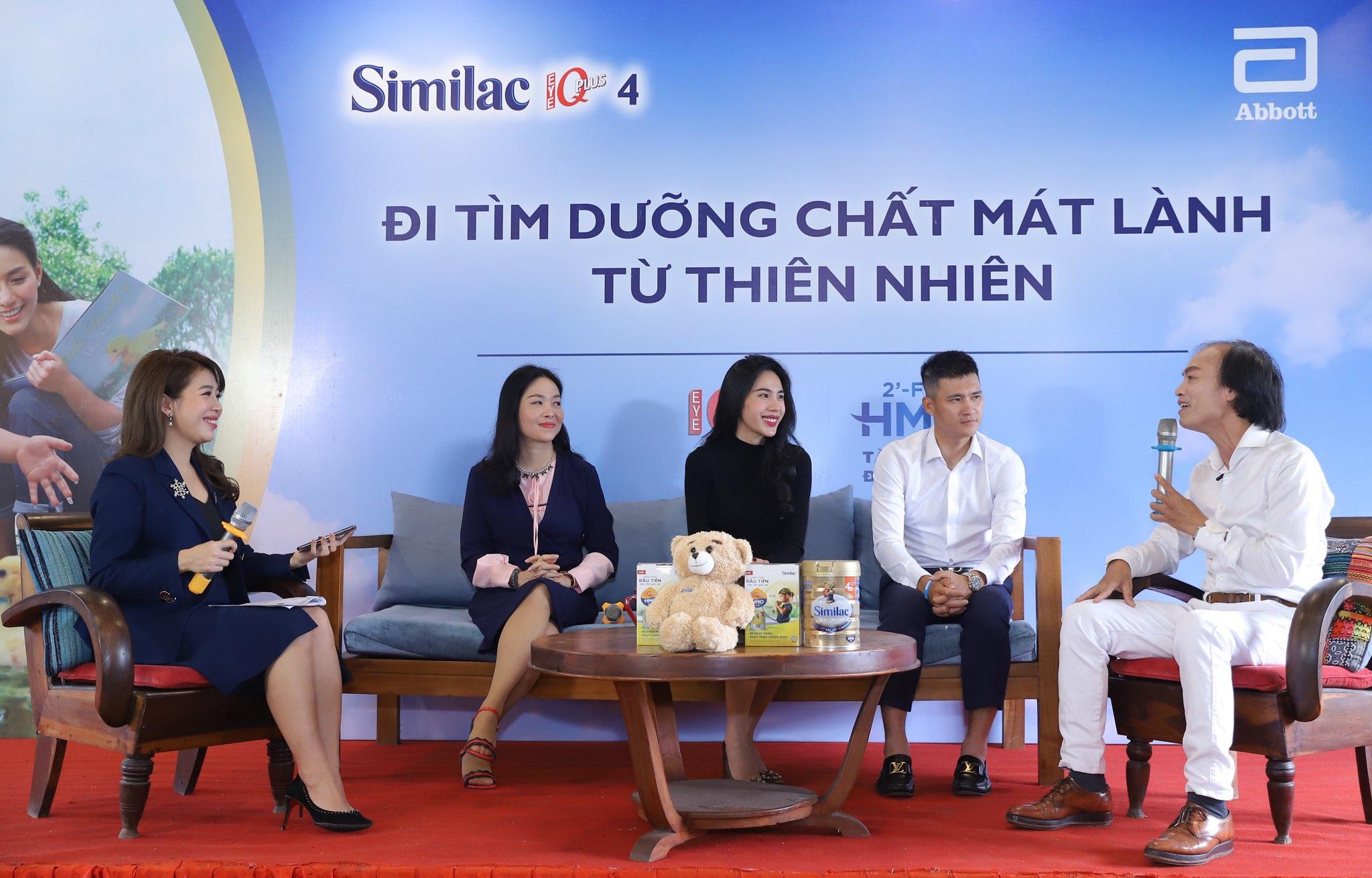 PGS. TS Nguyễn Tiến Dũng – Nguyên Trưởng khoa Nhi bệnh viện Bạch Mai (ngoài cùng bên phải)