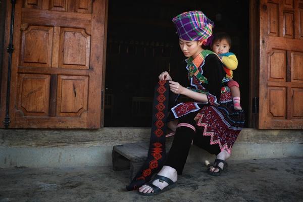 Thu thien Lai Chau_Hoa hau Hoan vu Viet Nam_Photo Quy Coc Tu (46)