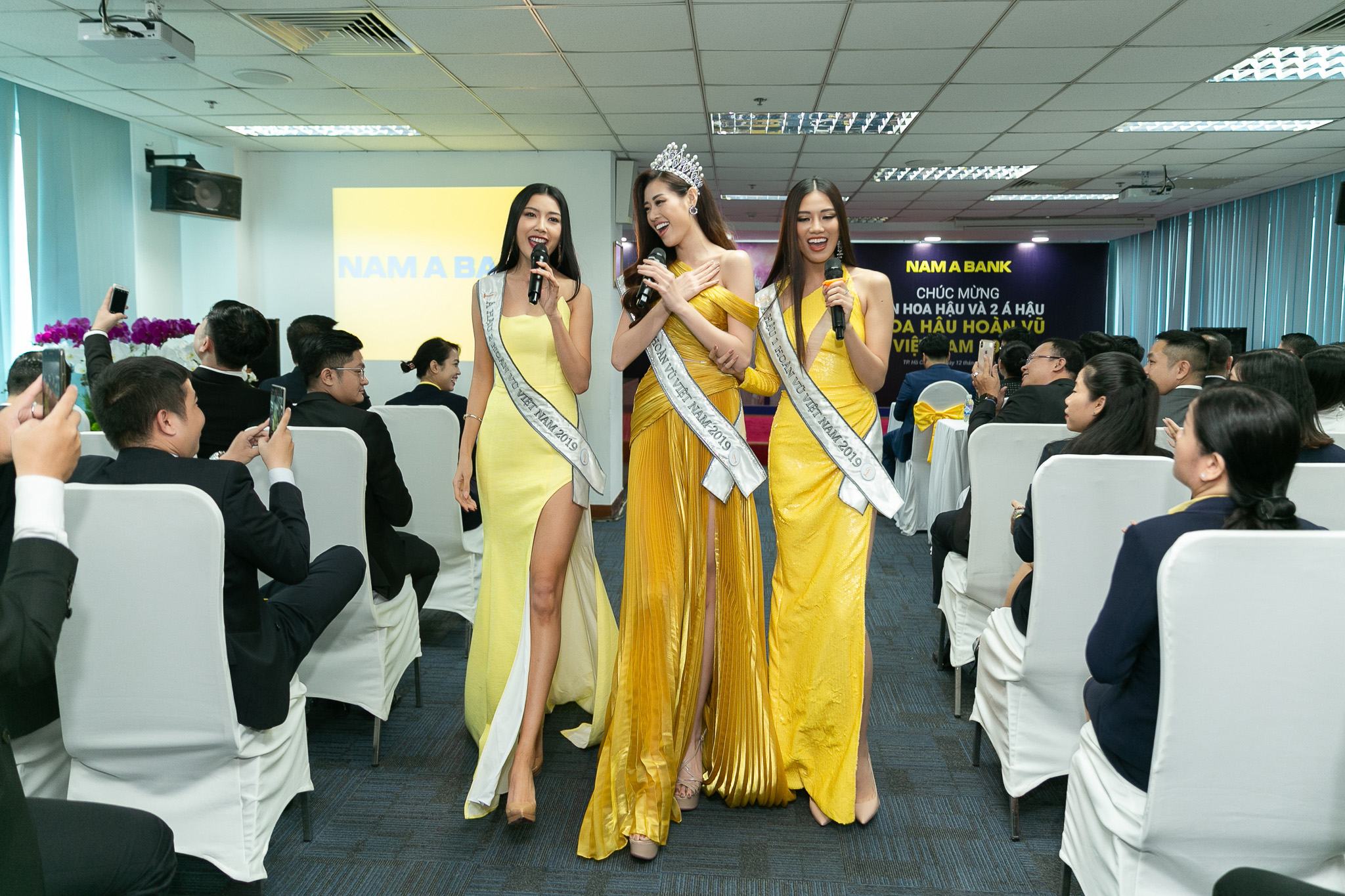 Top 3 Hoa Hau Hoan Vu Viet Nam 2019_Event Nam A Bank (45)