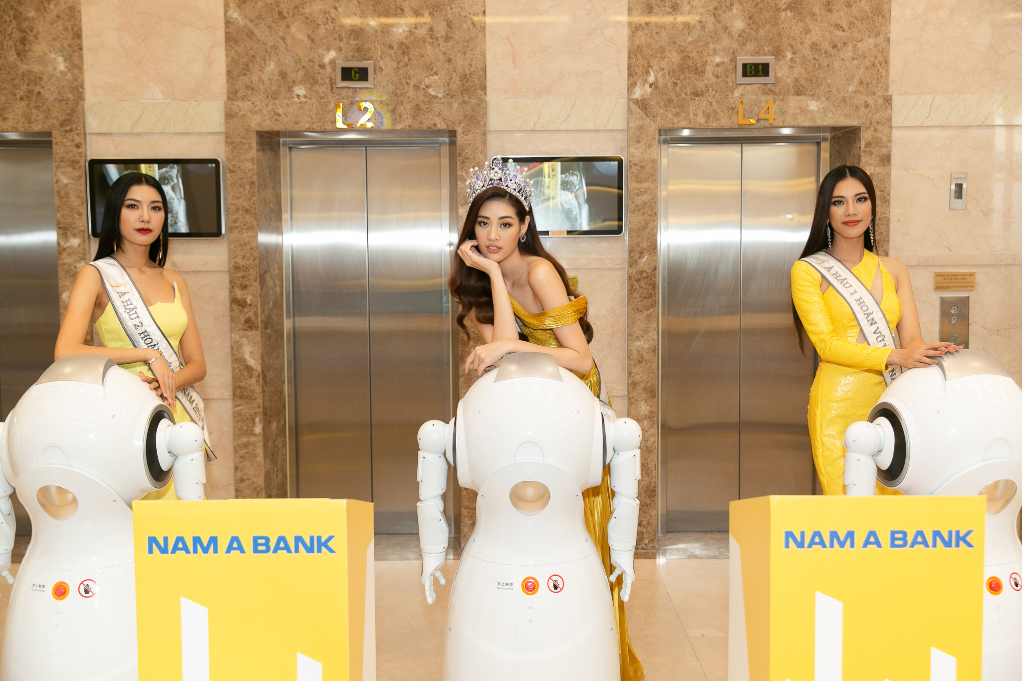 Top 3 Hoa Hau Hoan Vu Viet Nam 2019_Event Nam A Bank (56)
