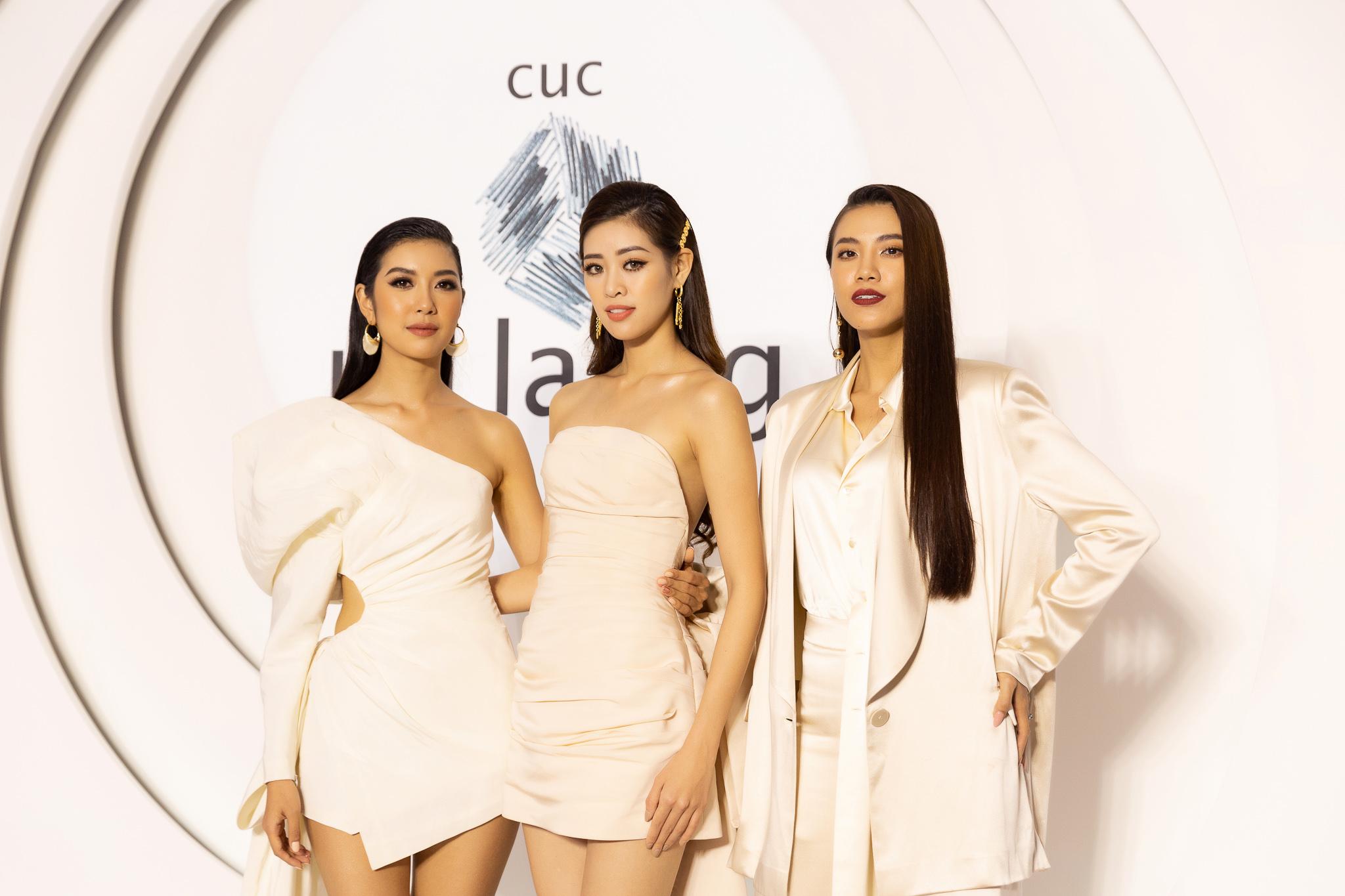 Top 3 Hoa hau Hoan vu Viet Nam 2019_Trien lam Cuc Im Lang (1)