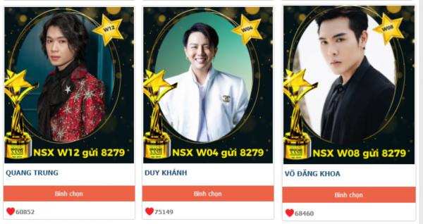 Top 3 Nam diễn viên Web Drama
