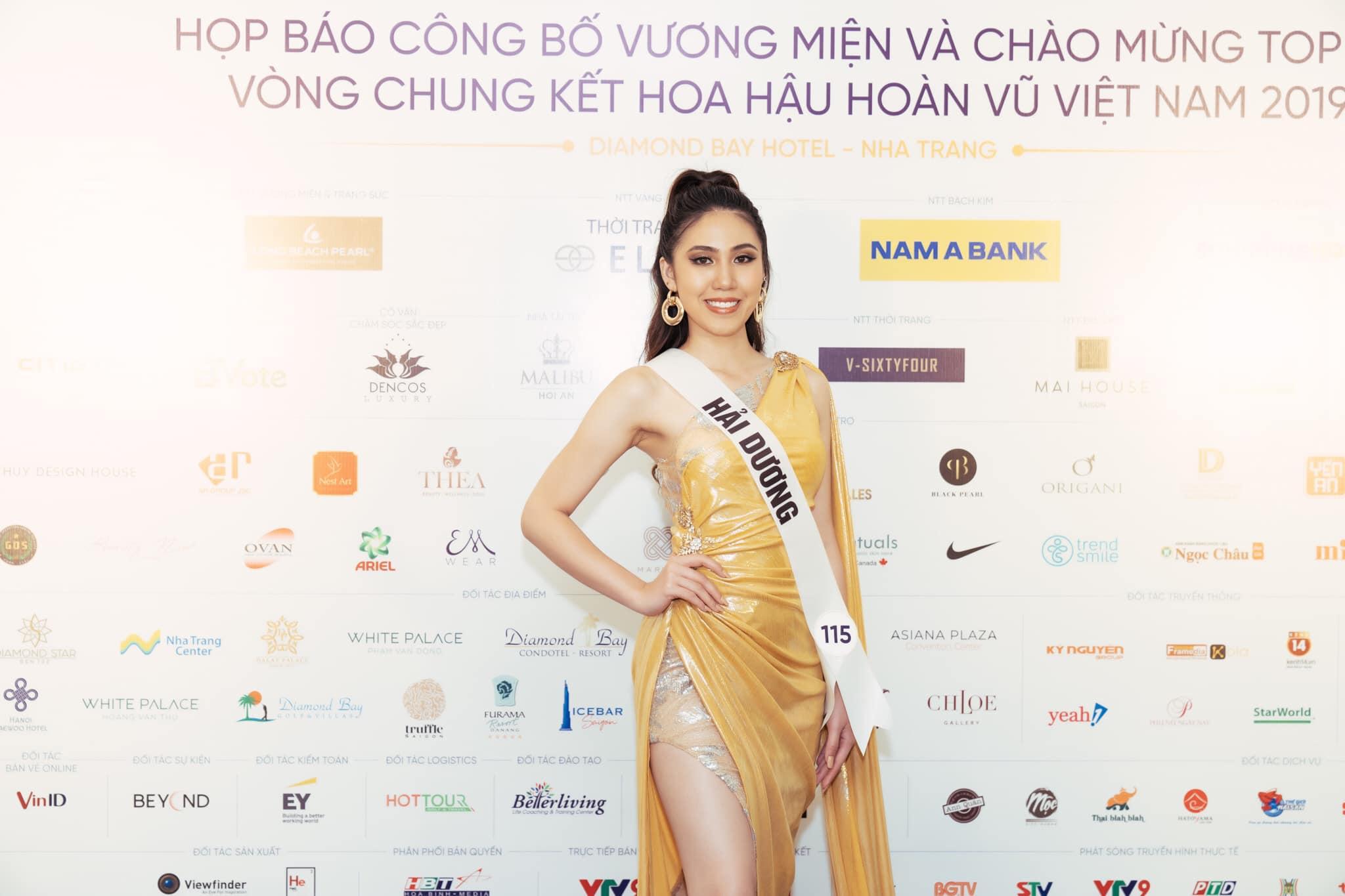 Thí sinh Nguyễn Thị Quỳnh Nga - SDB 115
