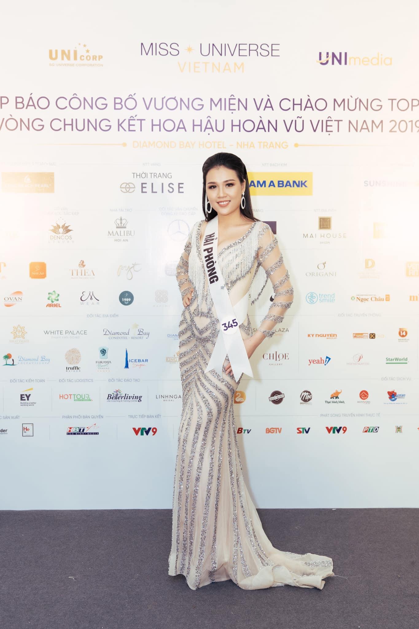 Chu Thị Minh Trang - SBD 345 đến từ Hải Phòng