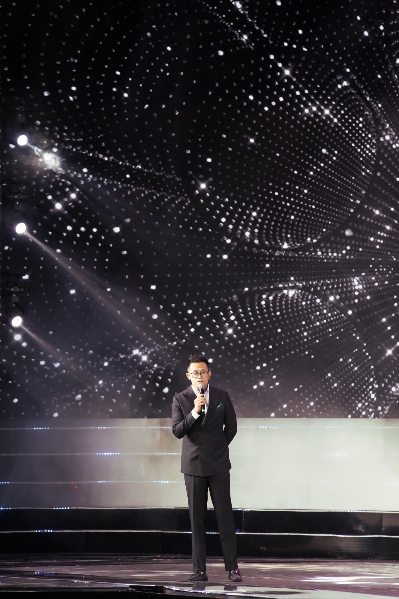 MC Đức Bảo sẽ cùng với H'Hen Niê dẫn dắt chương trình