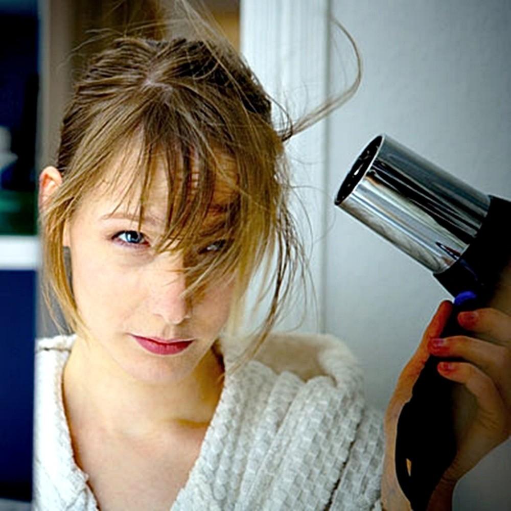 1. Tại sao tóc mãi khô dù chăm rất kỹ2