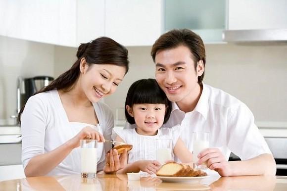 2.4 dấu hiệu cho thấy bố mẹ đang nuôi con tốt3