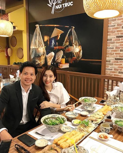 2.5 tiệm ăn dễ bắt gặp Hoa hậu Đặng Thu Thảo