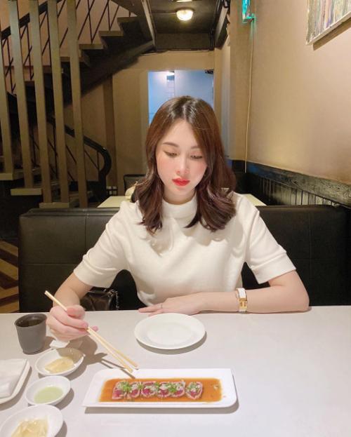 2.5 tiệm ăn dễ bắt gặp Hoa hậu Đặng Thu Thảo7