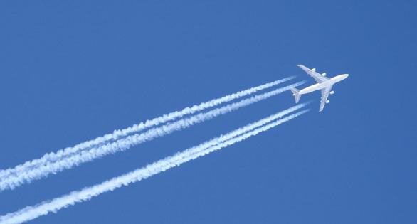 Tẩy chay máy bay đang trở thành xu hướng của những người chủ trương bảo vệ môi trường và chống biến đổi khí hậu - Ảnh: AFP