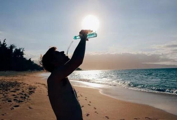 7.Uống nước như thế này làm giảm hơn một nửa tỷ lệ ung thư1
