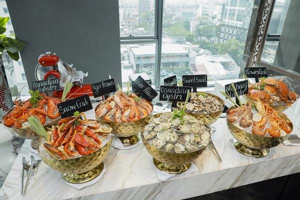 Cafe Cardinal - Seafood