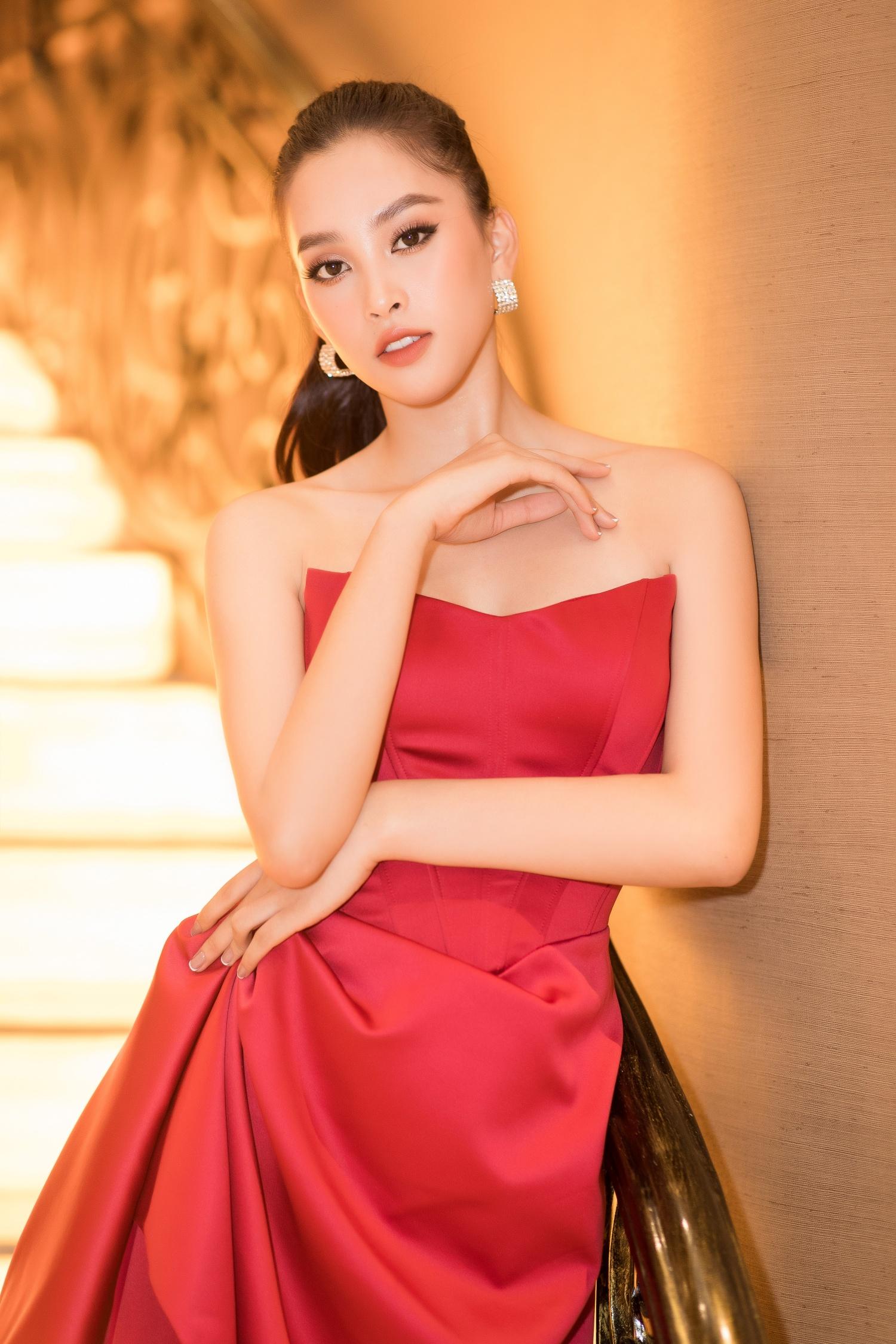 Hoa hậu Trần Tiểu Vy