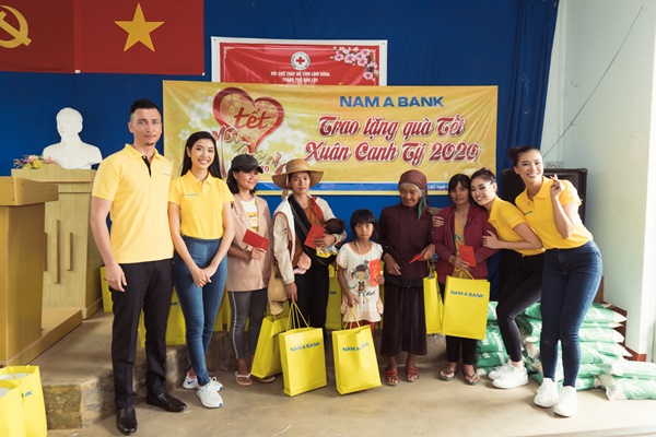 Hoat dong thien nguyen tai Bao Loc_Hoa Hau Hoan vu Viet Nam 2019 (172)
