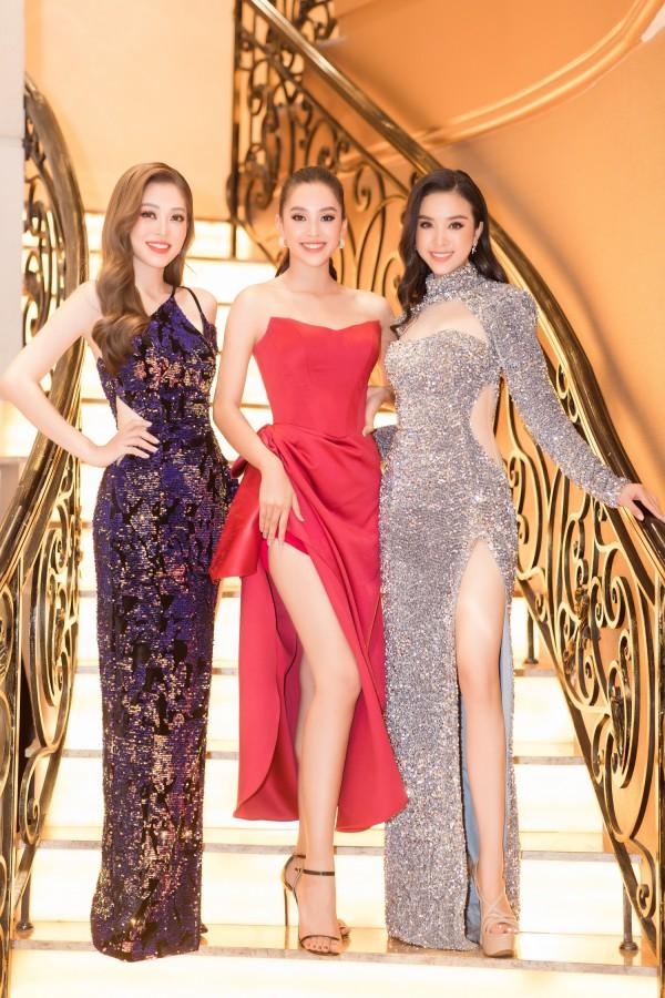 Top 3 Hoa hậu Việt Nam 2018