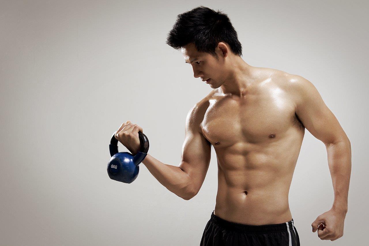 mẹo giảm cân cho phái mạnh