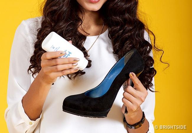 1. 9 cách giảm đau chân do giày cao gót2