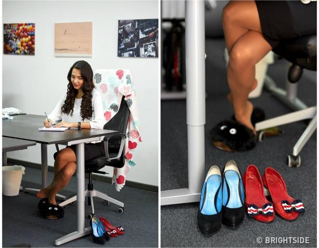 1. 9 cách giảm đau chân do giày cao gót7