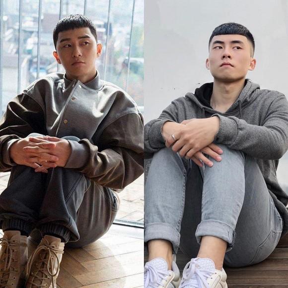 Diễn viên Thế Thịnh hài hước tự nhận mình là em trai của Park Seo Joon