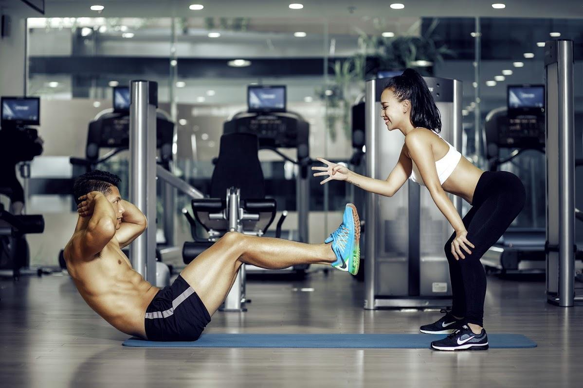 2.3 sai lầm khiến việc tập gym giảm cân không hiệu quả1