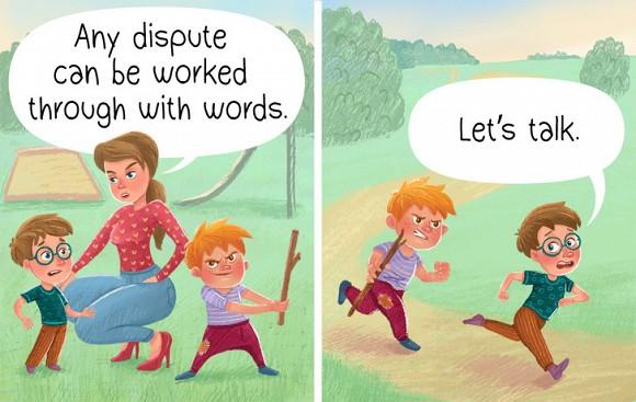 Những sai lầm ngay cả những bậc cha mẹ tiên tiến cũng mắc phải trong việc nuôi dạy con trai