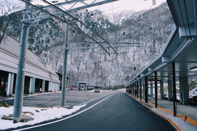 4. Cung đường tuyết 'mái nhà Nhật Bản'12
