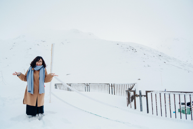 4. Cung đường tuyết 'mái nhà Nhật Bản'5